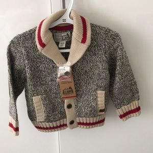 Other - Toddler roots sweater